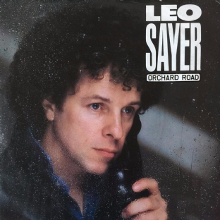 "Leo Sayer - Orchard Road (7"") (VG/VG)"